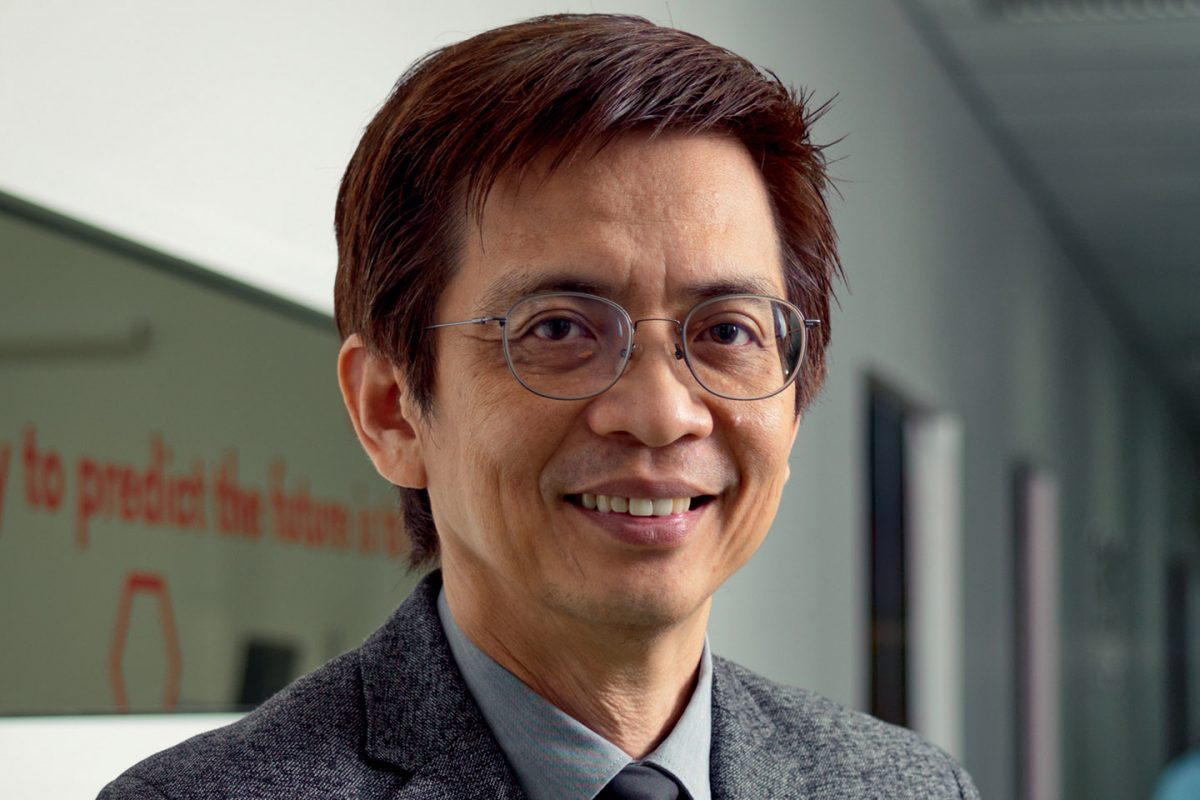 Char Tze Hiang, General Manager of Moreth SDN BHD