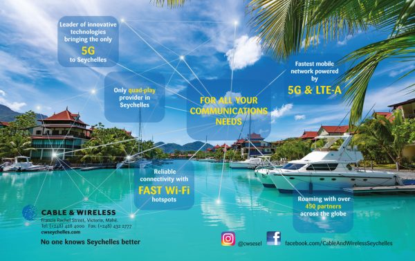 Cable and Wireless Seychelles