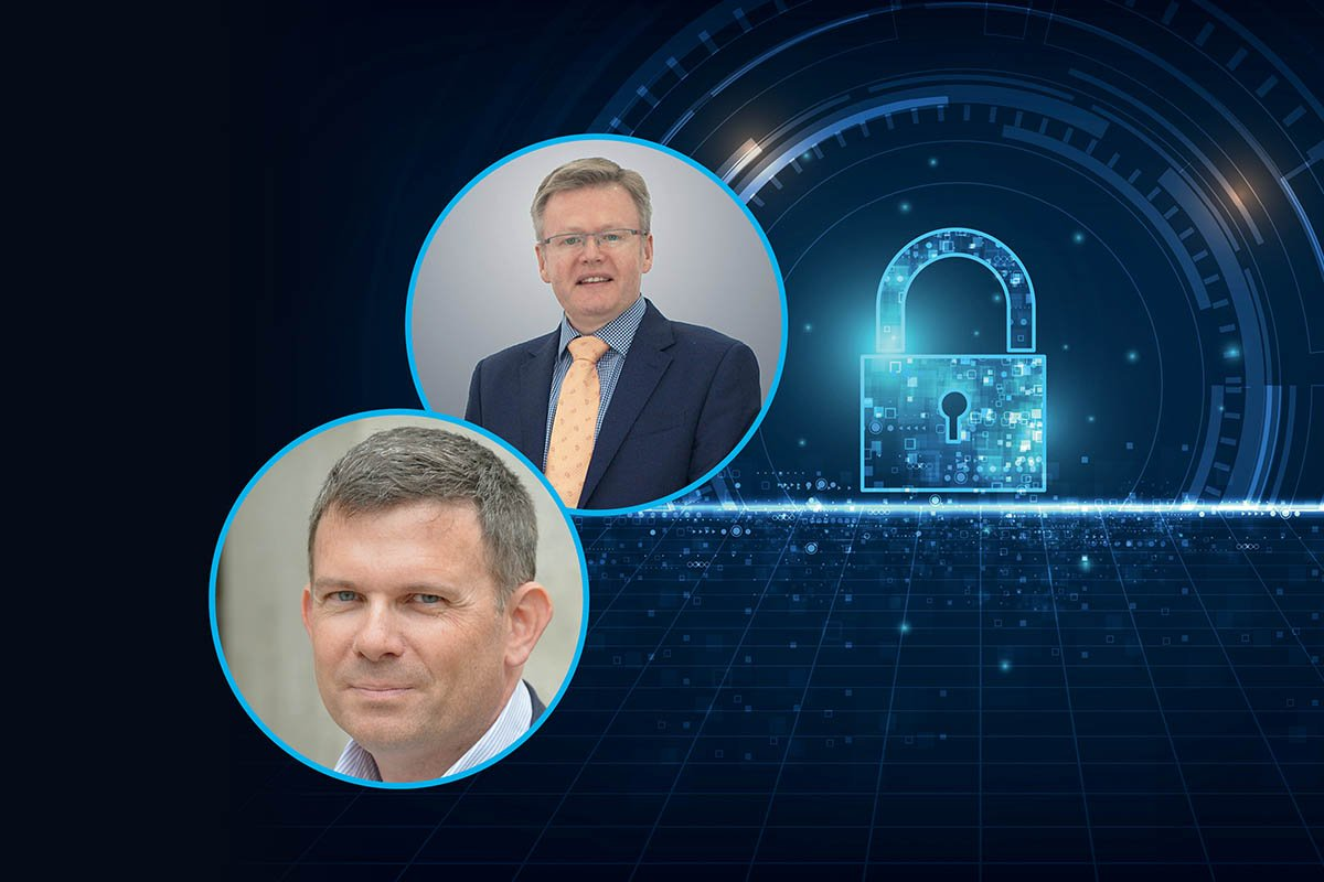 Anthony Dickinson and Nigel Stanley, Chief Technical Officer, OT and Industrial Cybersecurity of 2MC