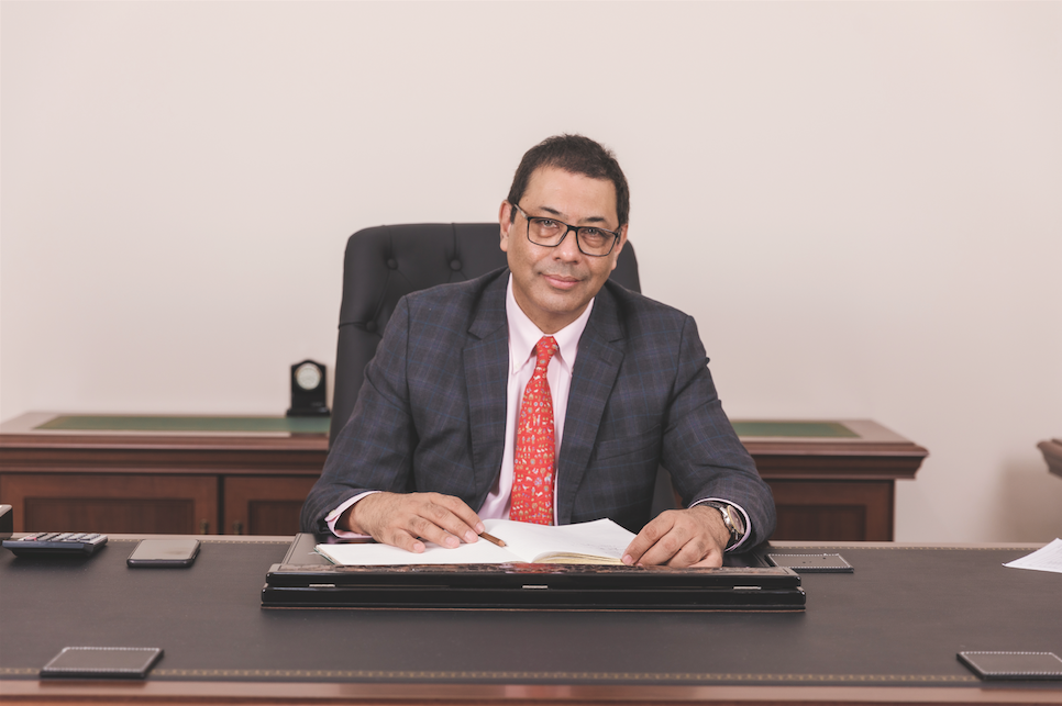 Joey Ghose, CEO of Raysut Cement Company_2