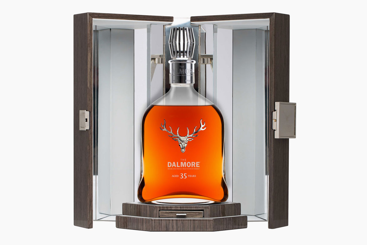 The Dalmore 35 Year Old Whisky