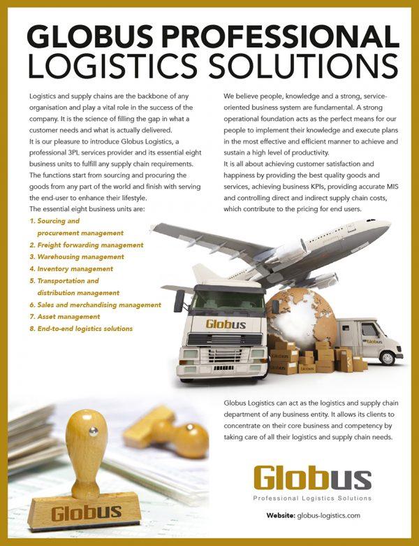 Globus Logistics