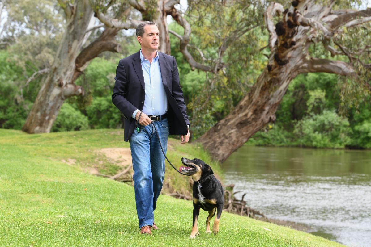 Barry O'Sullivan, General Manager of Mars Petcare Australia_3