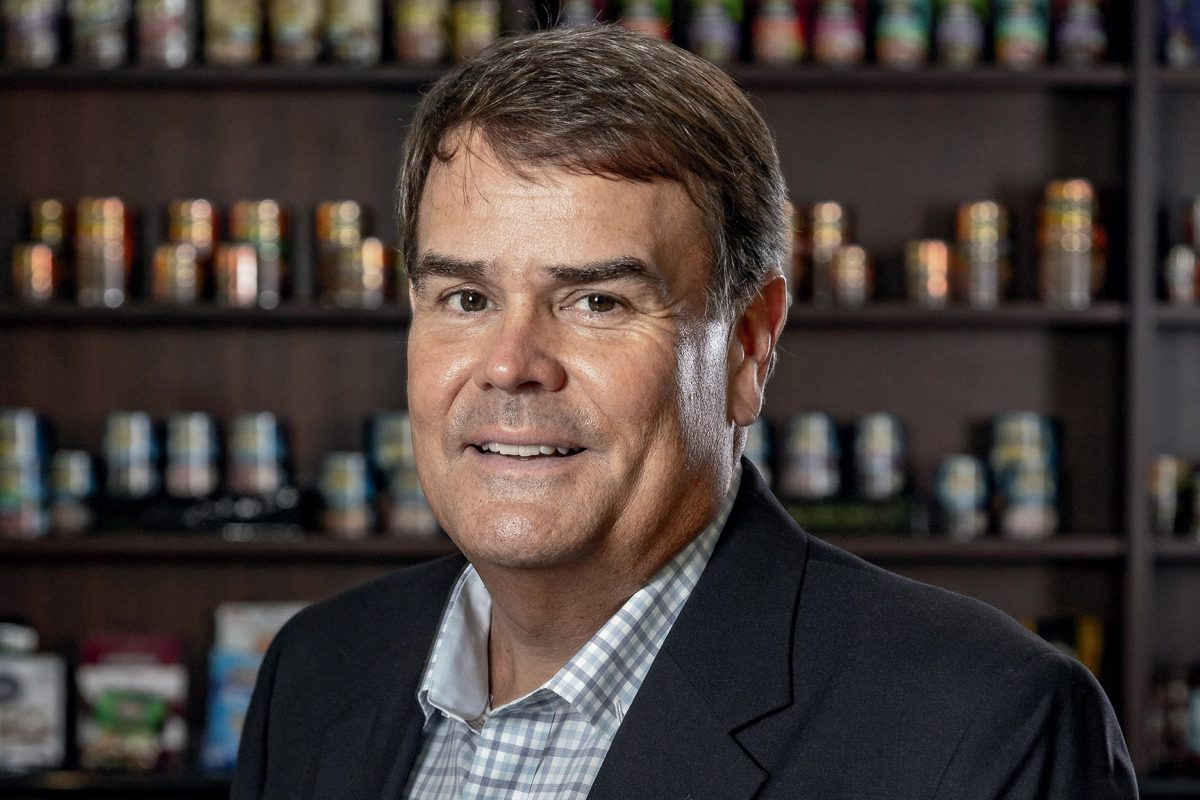 Al Williams, President and CEO of Bush Brothers & Company