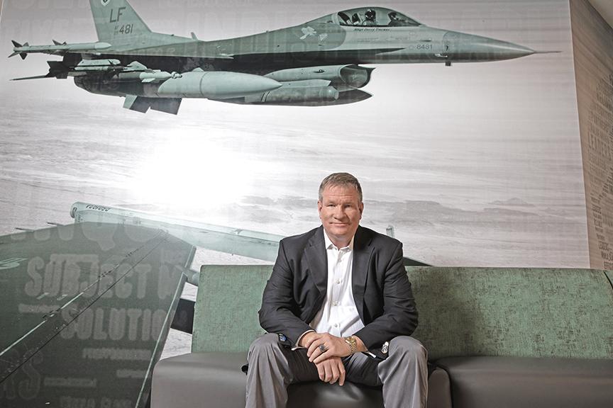 Brad Feldmann, Chairman, President and CEO of Cubic Corporation_5