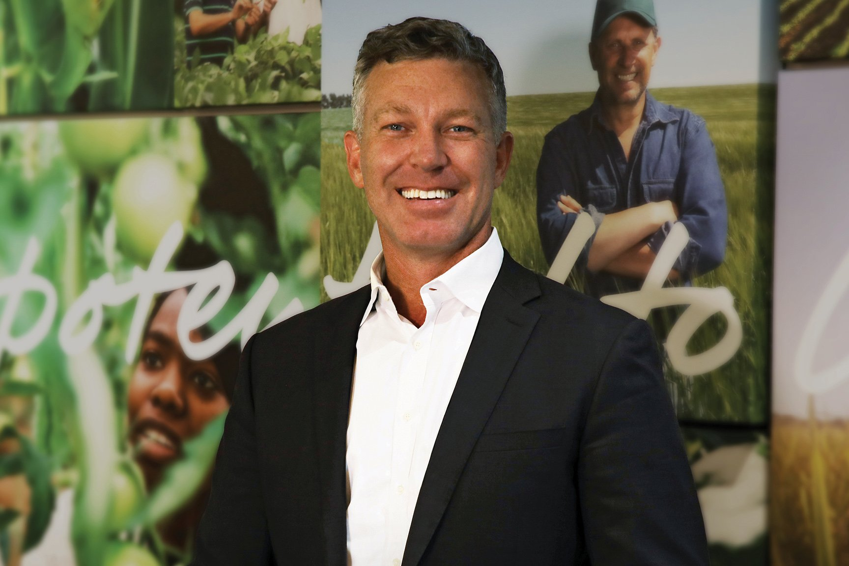 Jeff Rowe, President of Syngenta Seeds