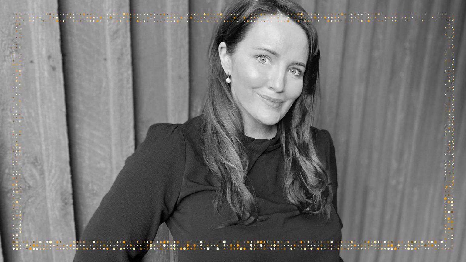 Transhuman Founder and CEO Amanda Johnstone