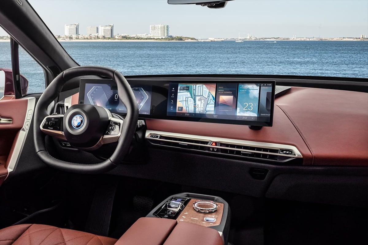 BMW iX, BMW Group
