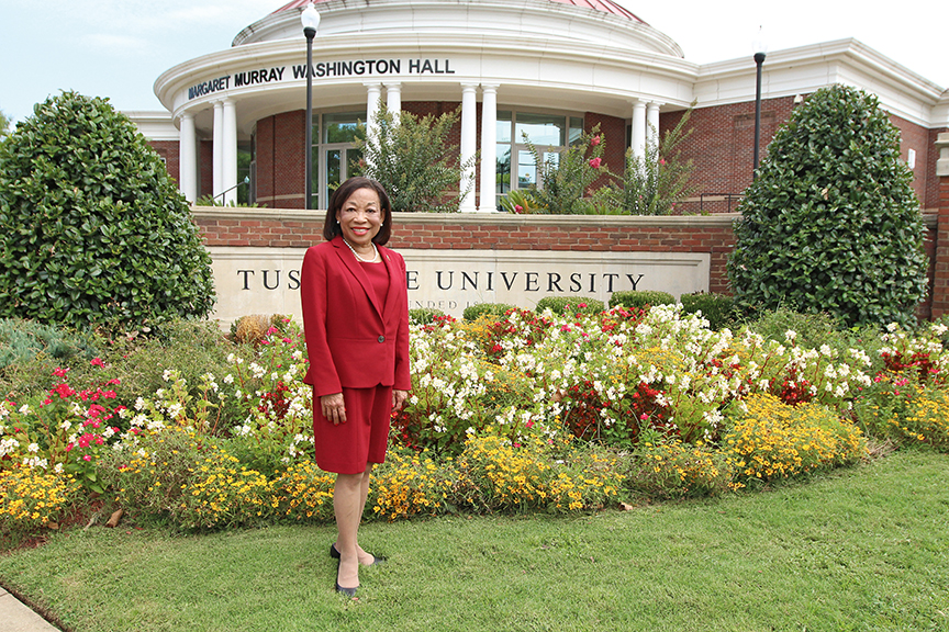 Lily McNair, President of Tuskegee University_2