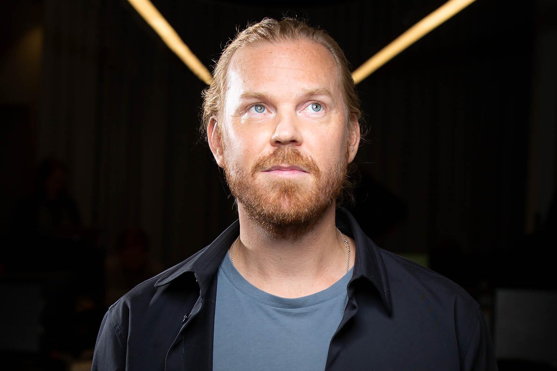 Joakim Leijon, CEO and Founder, Whispr Group