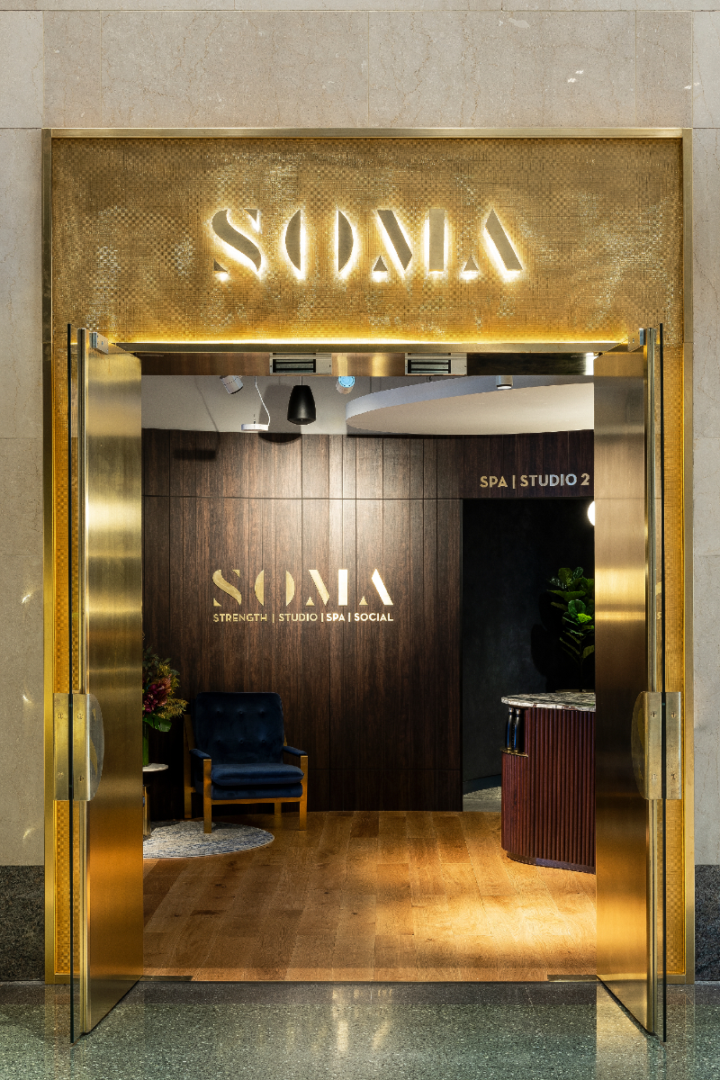 SOMA Collection luxe gym