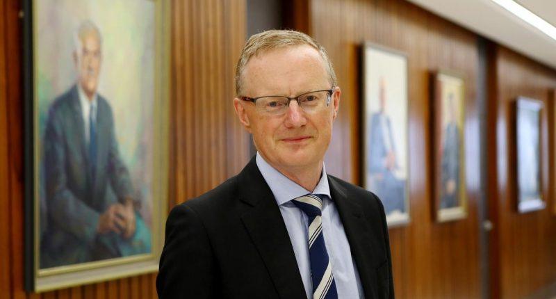 interest rate, Philip Lowe
