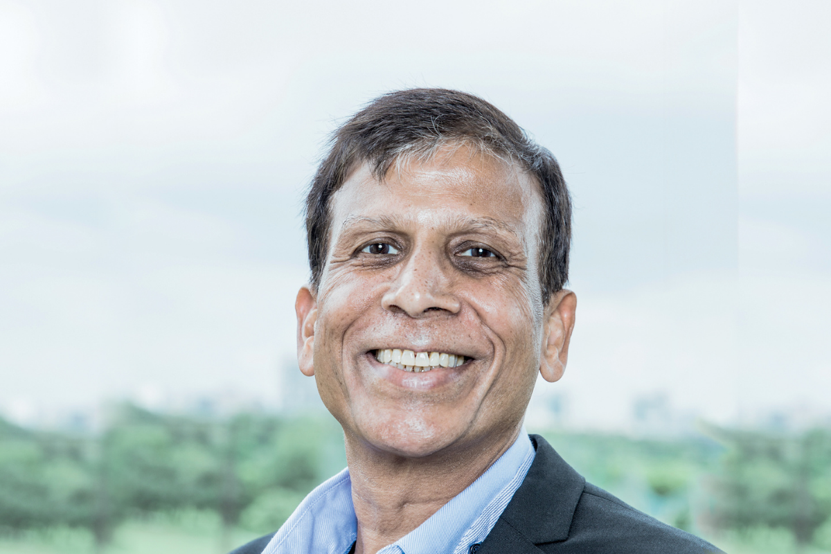 Govind Bhandari, CEO of Clearpack Group