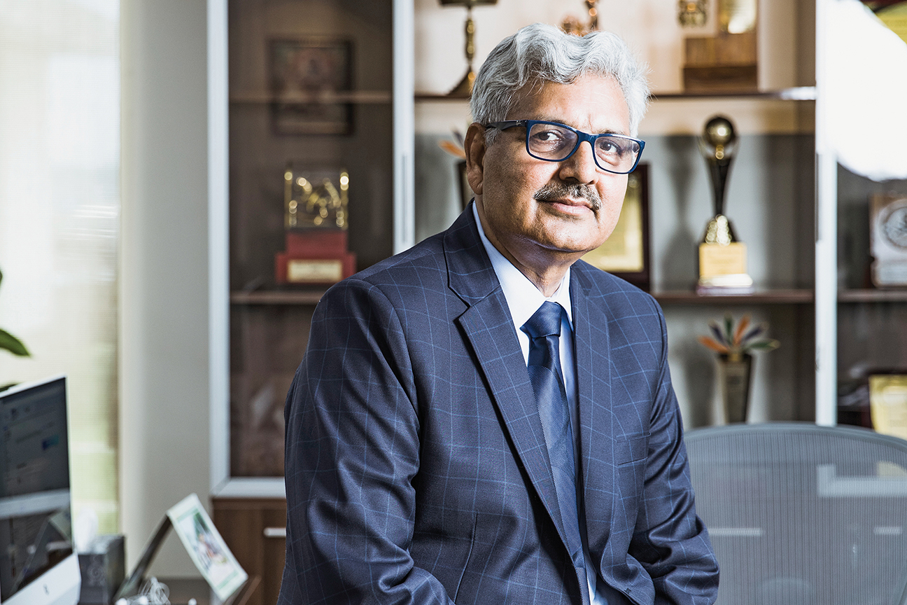 Abhay Kumar Singh, Chair and Managing Director of National Hydroelectric Power Corporation
