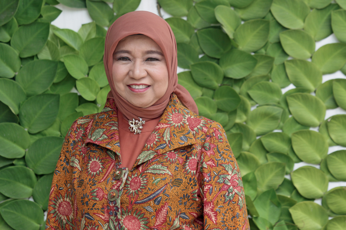 Nurhayati Subakat, Co-Founder and CEO of Paragon Technology and Innovation
