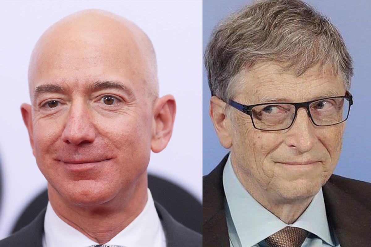 ZeroAvia, Jeff Bezos, Bill Gates