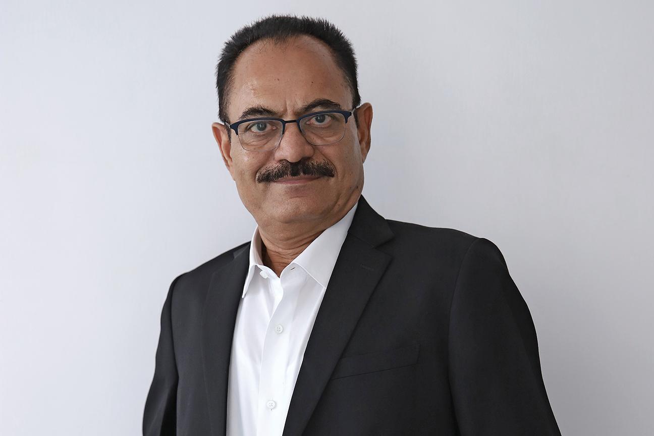 Chandubhai Virani, Co-Founder and Managing Director of Balaji Wafers