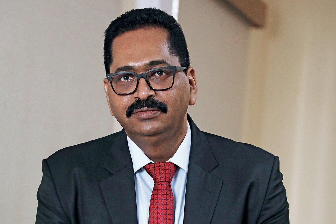 Thomson Joseph, CEO of Trützschler India