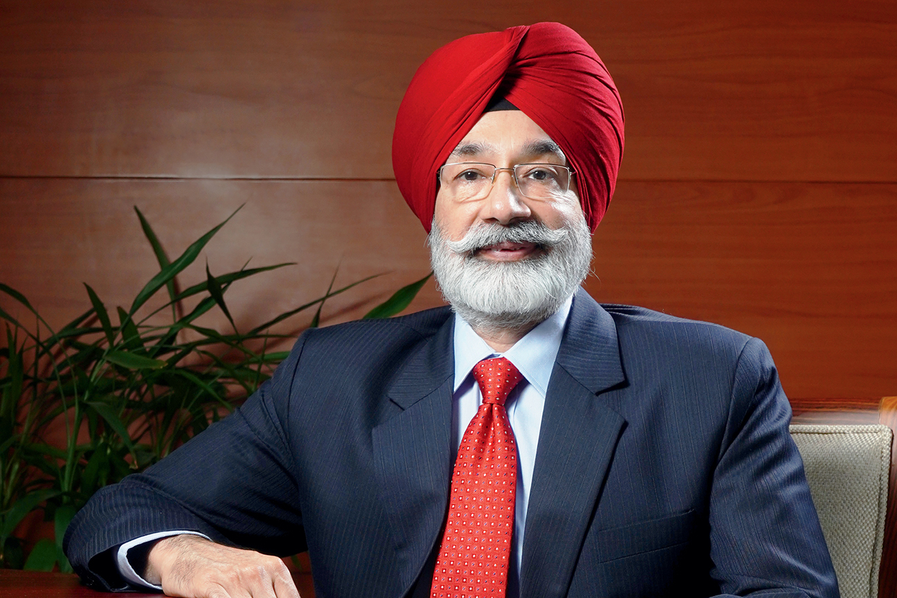 Kamaldeep Singh Sanga, Managing Director of Punjab State Cooperative Milk Producers' Federation (Milkfed)