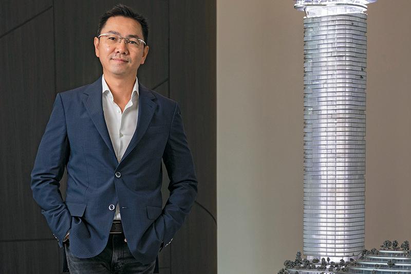 Nhan Vo, CEO of Empire City Vietnam