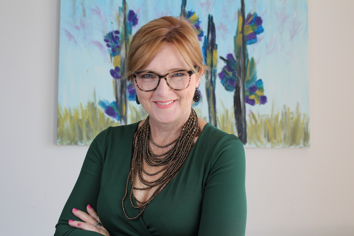 'Gift Spotter' and Leadership Educator Kristyn Haywood of People for Success