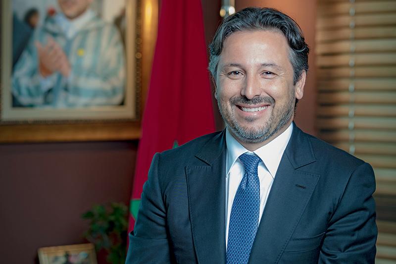 Abdelmajid Iraqui Houssaini, CEO of TAQA Morocco