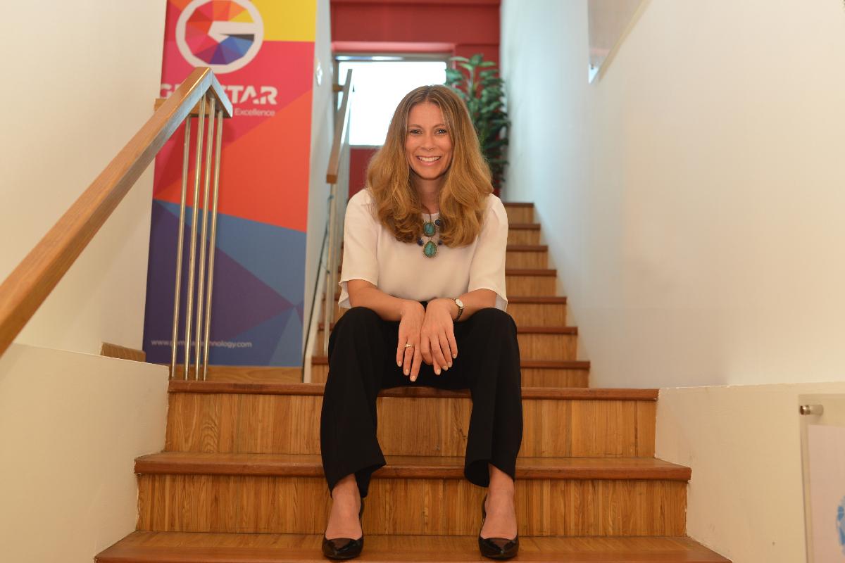 entrepreneur Gemma Manning