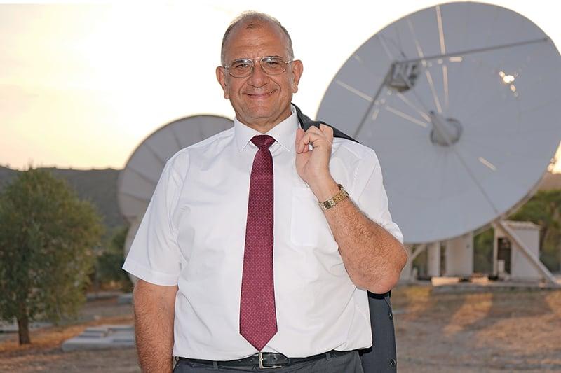 Christodoulos Protopapas, CEO of Hellas Sat