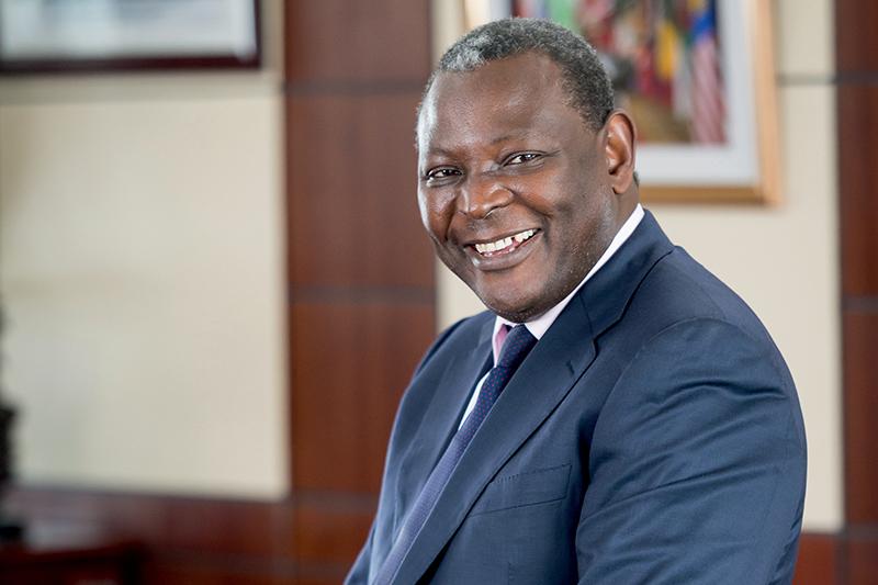 James Mwangi, CEO of Equity Bank