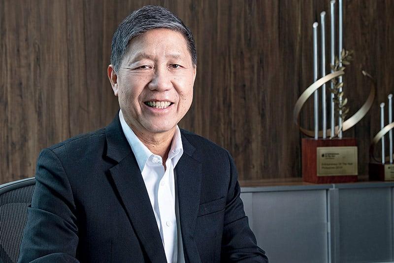 Benjamin YaoChair and CEO of SteelAsia Manufacturing Corporation