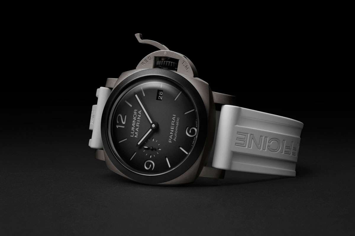 Panerai Luminor Marina 44mm Guillaume Nery