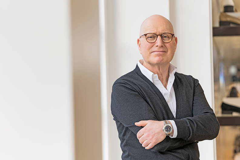 Daniel Rubin, Founder and CEO of Dune London