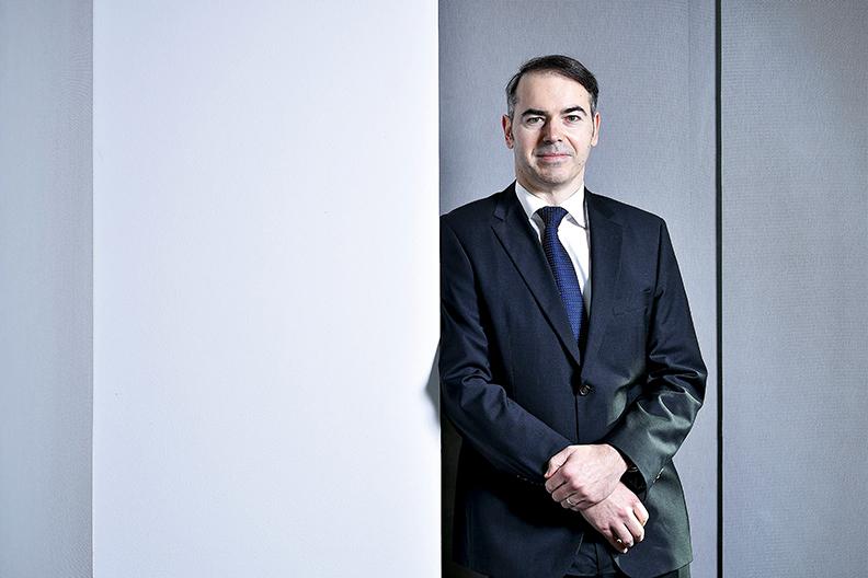 Dinko Lucić, President of the Management Board of Privredna Banka Zagreb