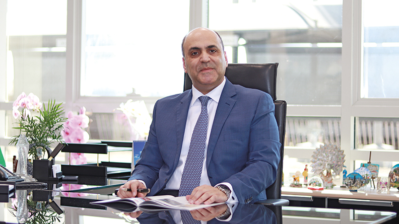 Joseph Chidiac, General Manager of Emirates Building System