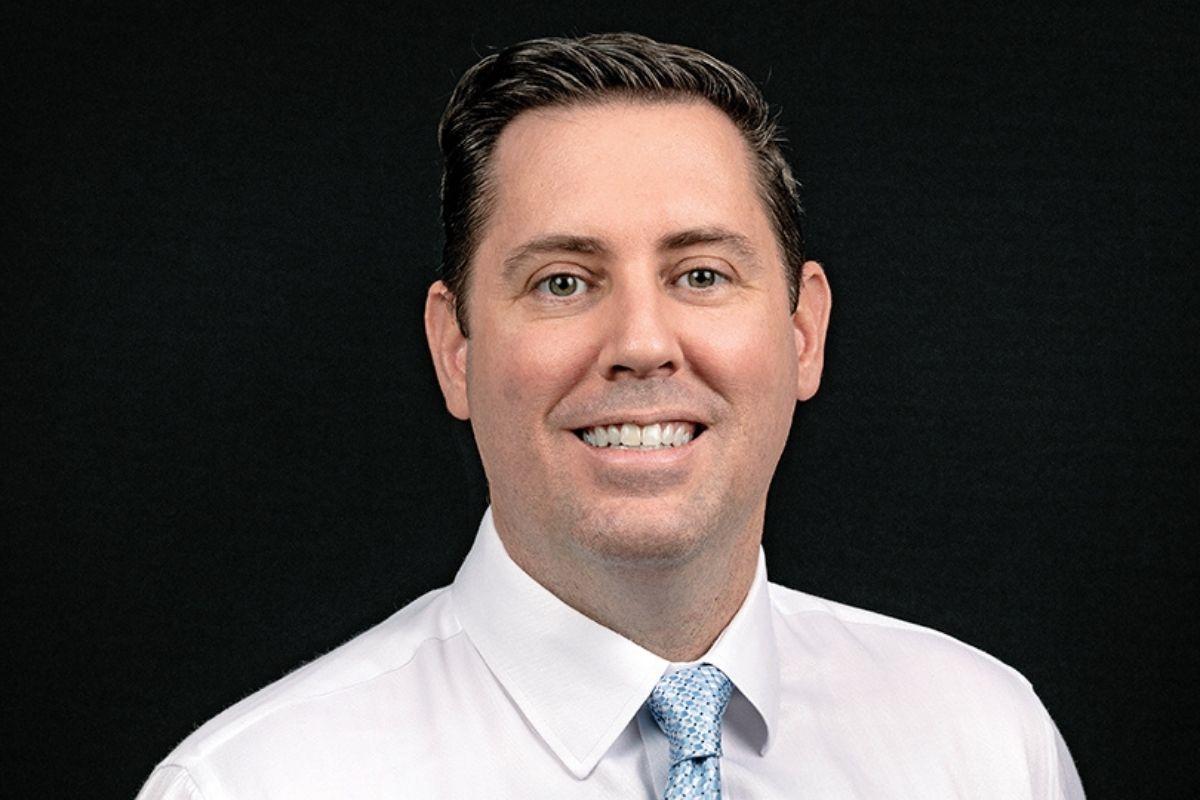 Scott Waters, CEO of City of Darwin