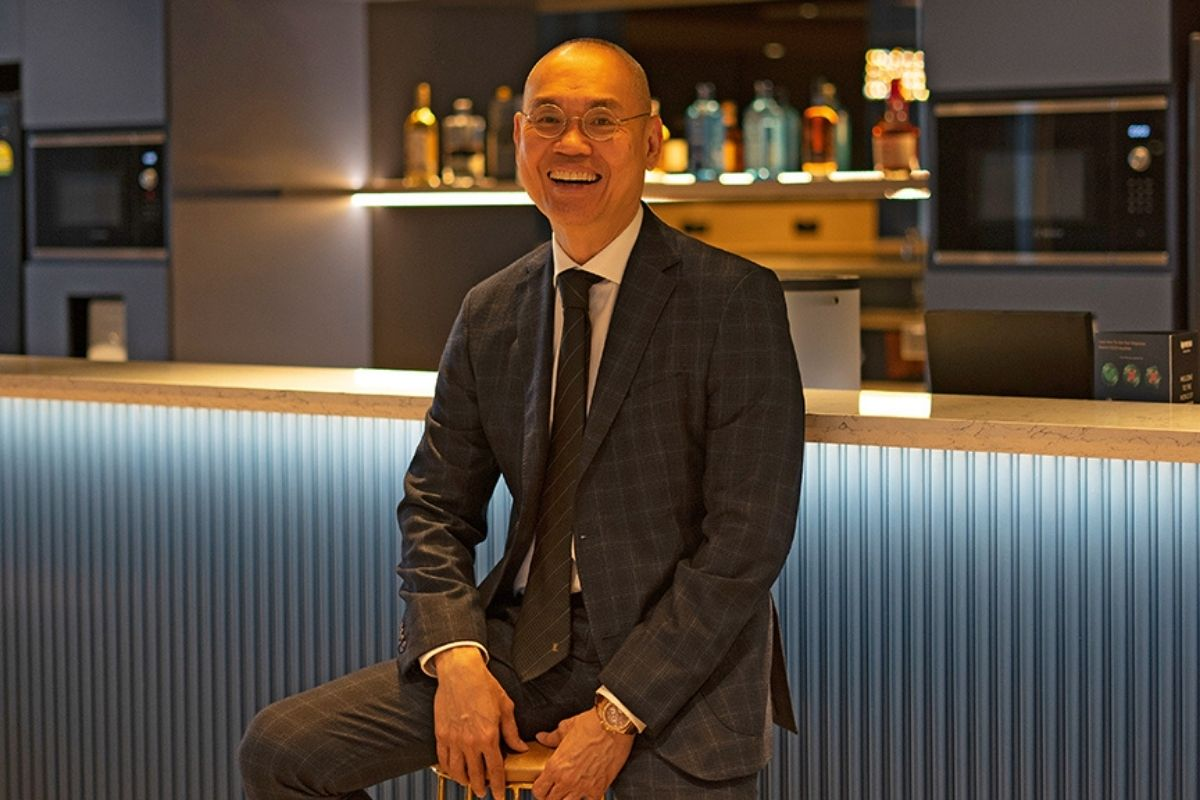 Goh Chye Huat, CEO Asia of Howden Insurance Brokers