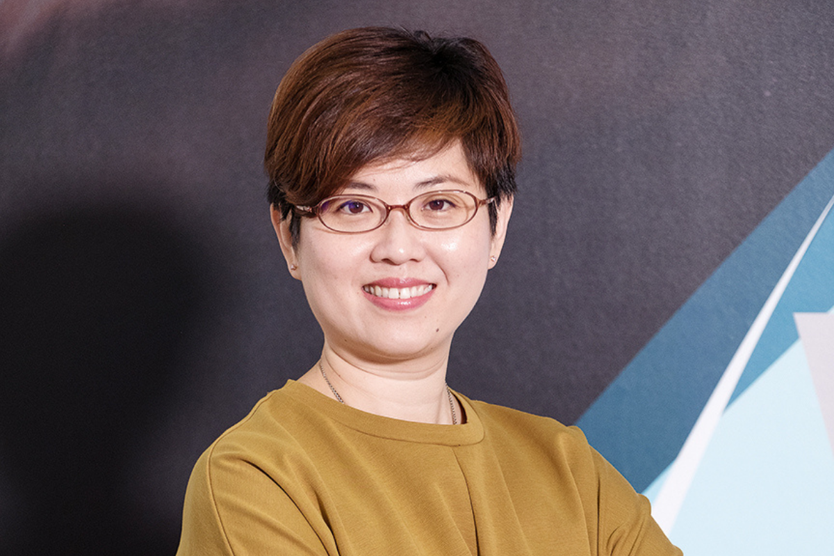 Phyllis Ong, Group CEO of Armstrong Asia
