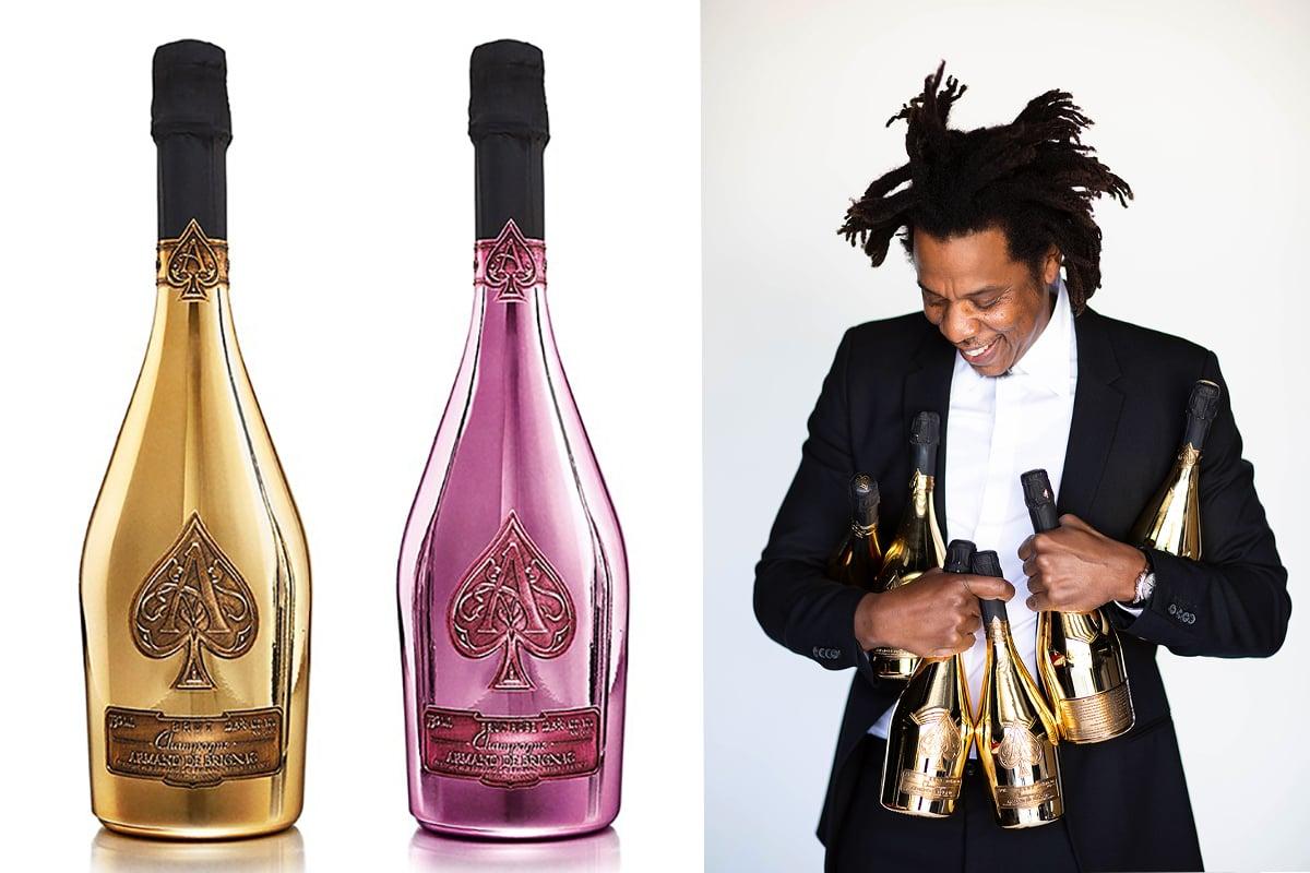 Jay-Z, Armand de Brignac, LVMH