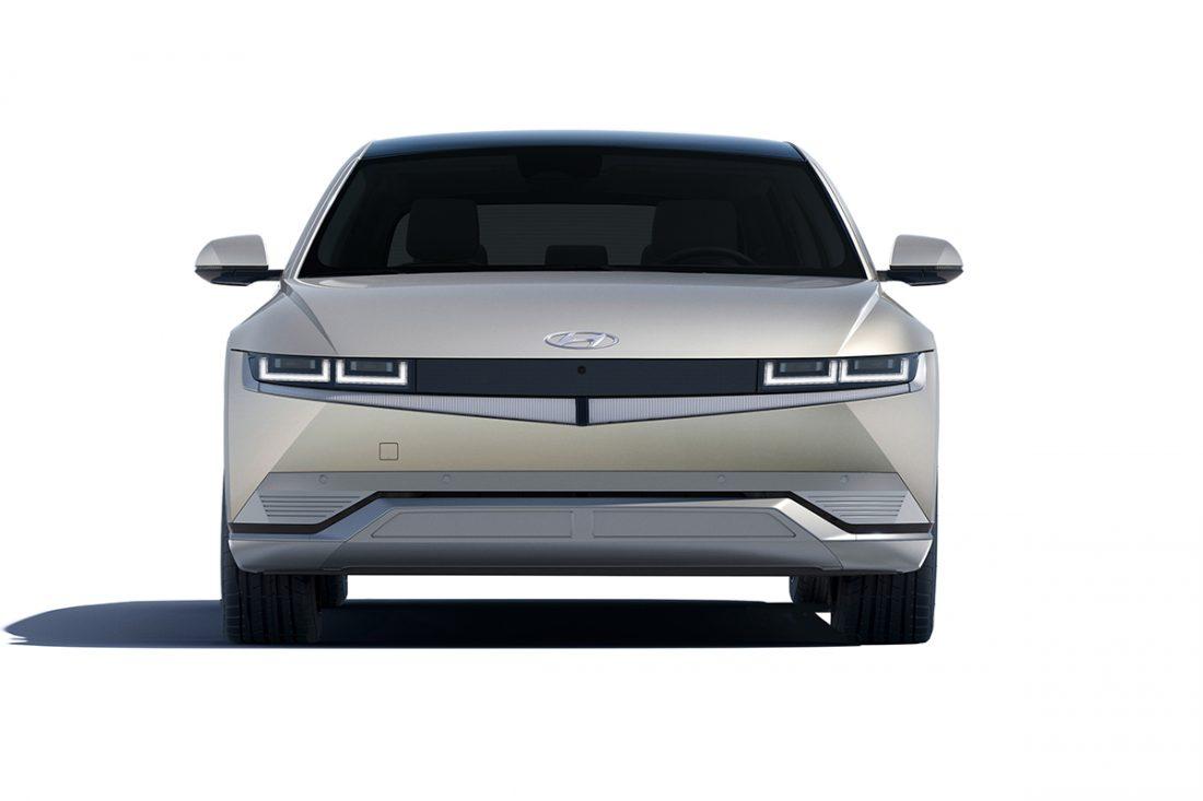 Ioniq 5, Hyundai