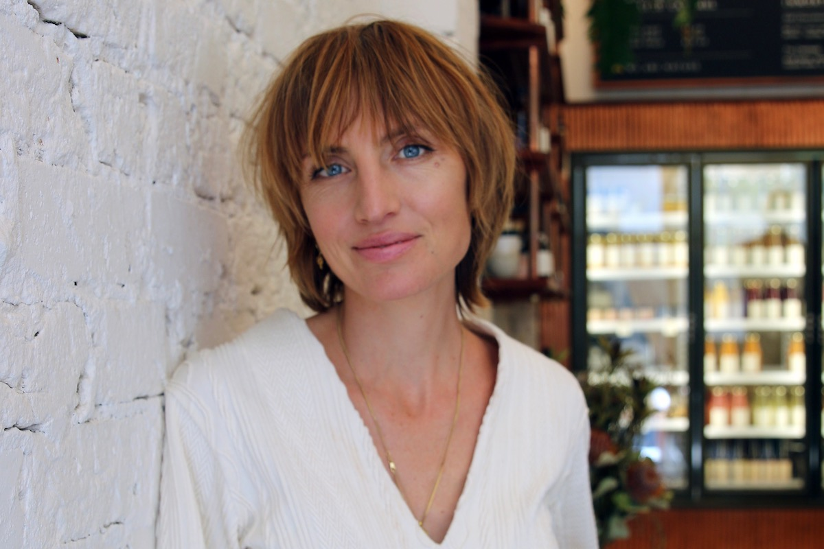 Kirsten Shanks, Orchard St. Founder