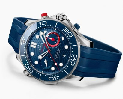 Omega Seamaster Diver 300M America's Cup