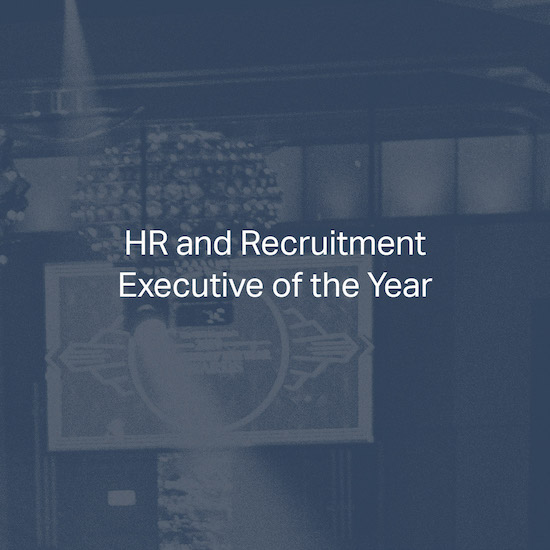 HR and Recruitment Executive of the Year