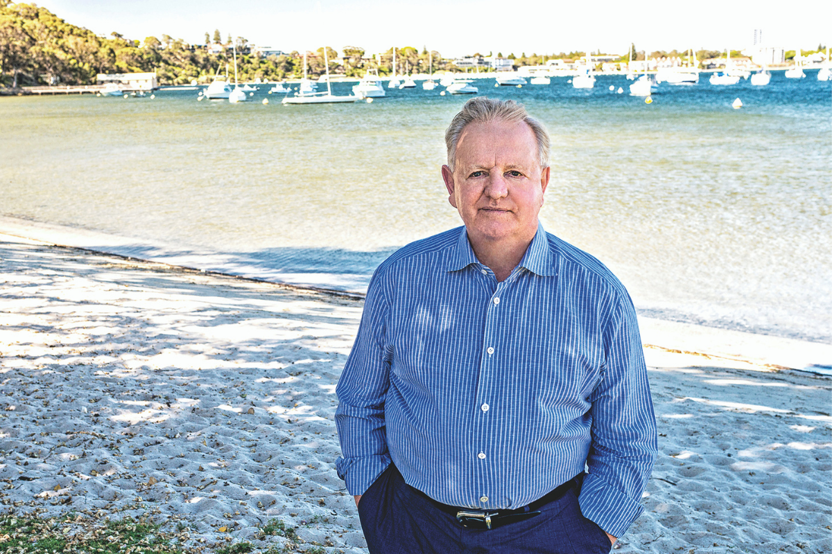 Nigel Satterley, CEO of Satterley Property Group