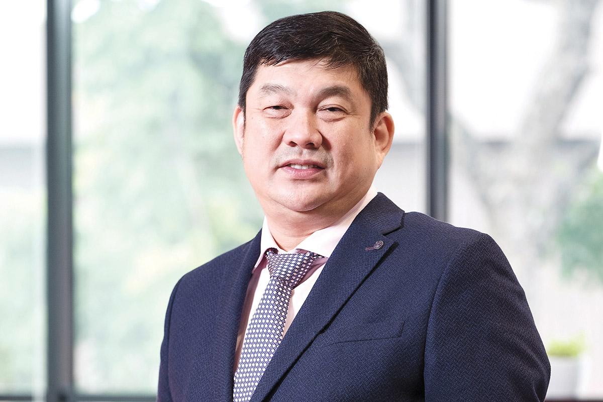 Ong Kian San, CEO of Kee Song Group