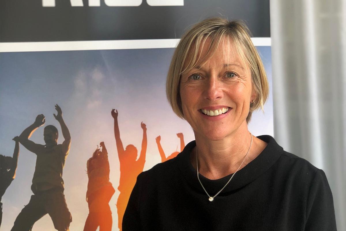 Talent RISE, Karen Graham, CEO, charity