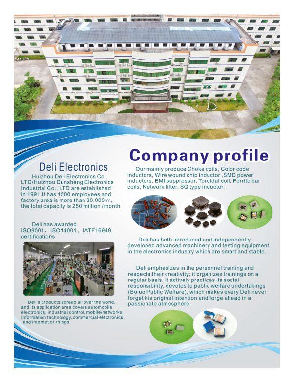 Huizhou-Deli-Electronics