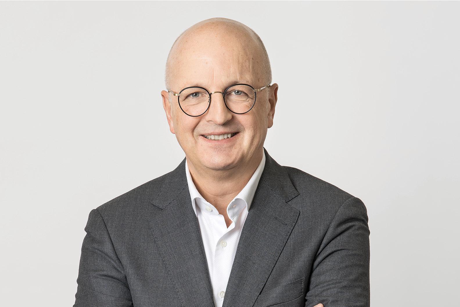 Rolf Schwirz, CEO of Friwo