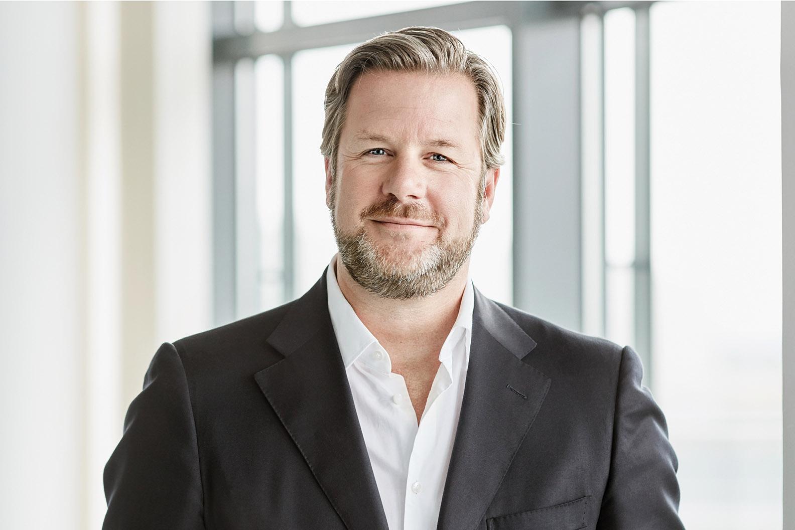 Oliver Schoeller, CEO of Gothaer