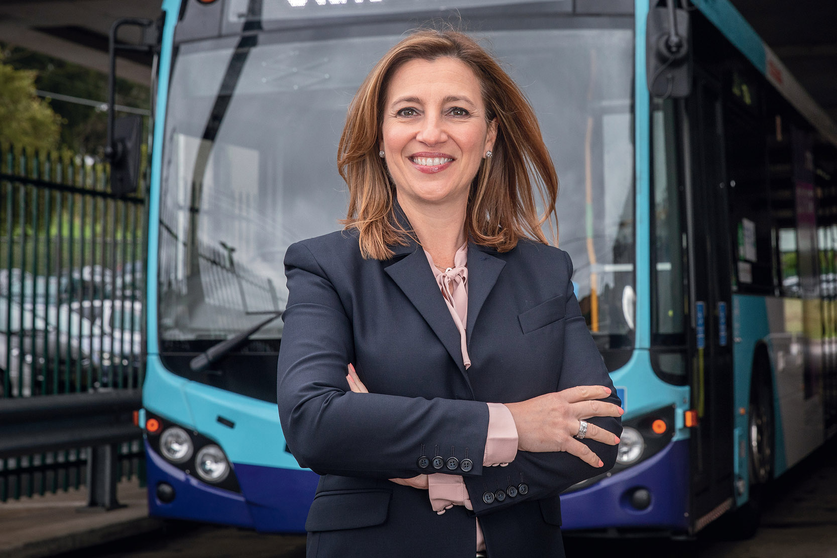 Daniela Fontana, CEO of State Transit Authority of NSW