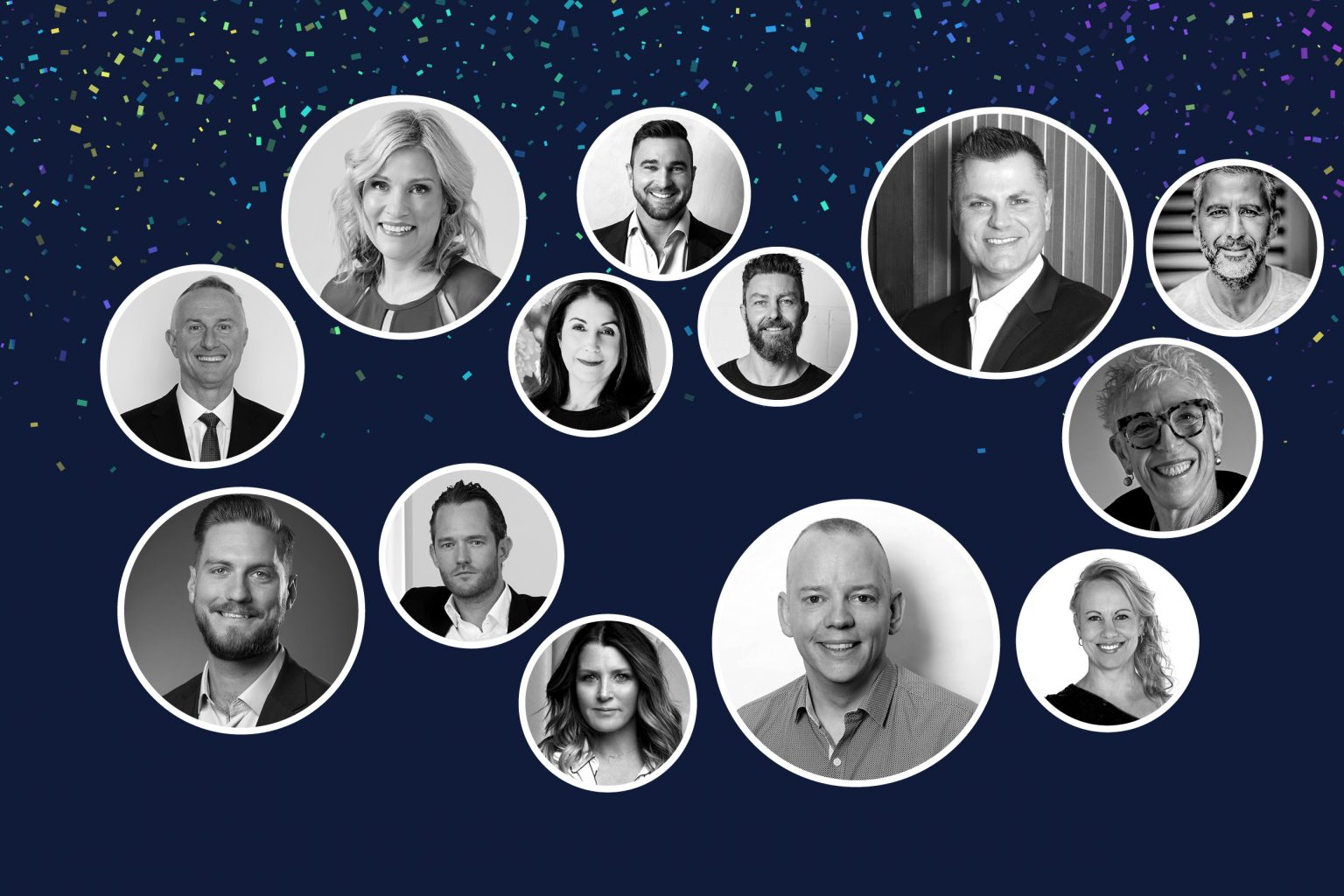 2021 Executive of the Year Awards judges
